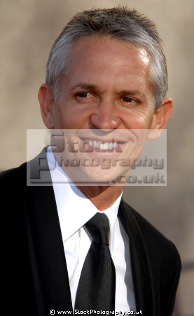 gary lineker obe english footballer sports broadcaster bbc british tv hosts sporting television presenters celebrities celebrity fame famous star males white caucasian portraits