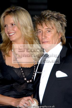 rod stewart cbe british singer penny lancaster famous celebrity couples spouses people fame celebrities star males white caucasian portraits