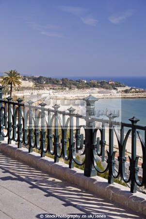 spanish city tarragona balc del mediterr neo end rambla nova costa dorada mediterranean catalunya catalonia espana european espagne espa daurada durada brava spain spanien la spagna