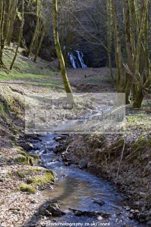 river ganette near tulle southern limousin french landscapes european corr ze correze cascade stream ruisseau france la francia frankreich