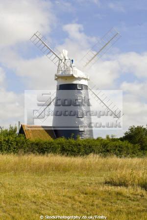 windmill burnham norton norfolk england uk windmills unusual british buildings strange wierd english angleterre inghilterra inglaterra united kingdom