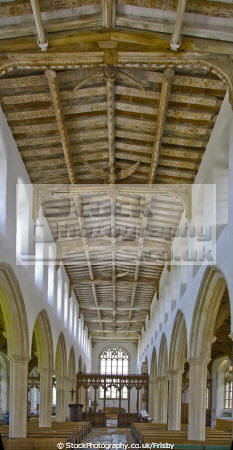 historically important angel roof medieval blythborough church suffolk england uk churches worship religion christian british architecture architectural buildings black shuck blythburgh holy trinity religious building english angleterre inghilterra inglaterra united kingdom
