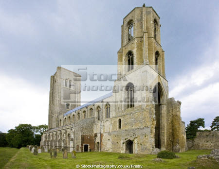 wymondham abbey norfolk england uk abbeys churches worship religion christian british architecture architectural buildings exterior historic medieval religious building st mary thomas canterbury english angleterre inghilterra inglaterra united kingdom