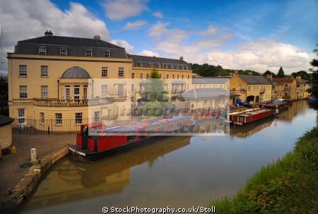 kennet avon canal uk rivers waterways countryside rural environmental boats buildings moorings water bath wiltshire wilts england english angleterre inghilterra inglaterra united kingdom british