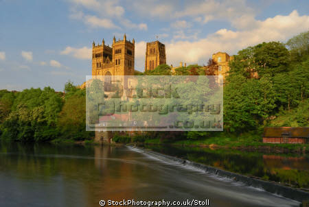 river wear durham environmental boathouses reflections waterways england english angleterre inghilterra inglaterra united kingdom british