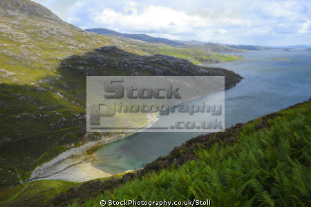 isle harris outer hebrides scotland scottish lochs british lakes countryside rural environmental island britain uk sea scotch scots escocia schottland united kingdom