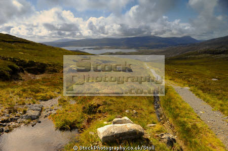 isle harris scotland countryside rural environmental island britain uk sea scottish scotch scots escocia schottland united kingdom british