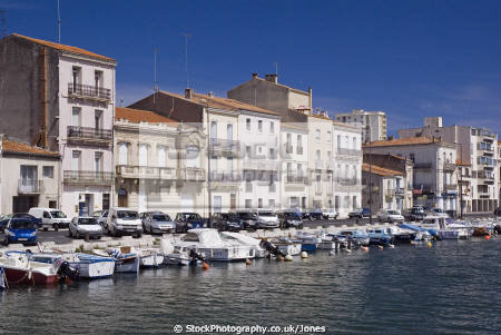 languedoc france canal te quai adolphe merle french landscapes european herault montpellier mediterranean roussillon la francia frankreich