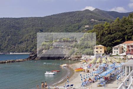town moneglia italian riviera european italy italia cinque terre liguria mediterranean italien italie
