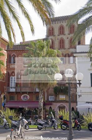 town sestri levante italian riviera liguria italy european italia cinque terre mediterranean lands italien italie