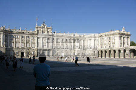 palacio real madrid spanish espana european palace royal spain spanien espa espagne la spagna