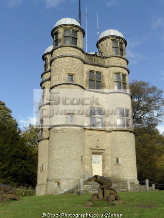 chatsworth house hunting tower stately homes british architecture architectural buildings derbyshire peak district national park np countryside valley hall england english angleterre inghilterra inglaterra united kingdom