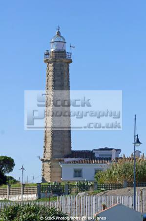 estepona costa del sol lighthouse near harbour puerto deportivo mediterranean andalucia spanish espana european spain espagna andalusia laga malaga port marina haven spanien espa espagne la spagna