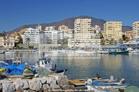 estepona costa del sol harbour puerto deportivo mediterranean andalucia spanish espana european spain espagna andalusia laga malaga port marina haven spanien espa espagne la spagna