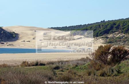 spain sand dunes bolonia dunas andalucia spanish espana european espagna espa andalusia estepona cadiz costa la luz tarifa beach playa atlantic ocean spanien espagne spagna