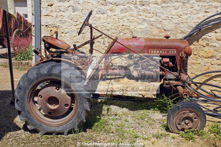 charente france old tractor gardens souffrignac farmyard animals animalia natural history nature french poitou charentes charras farming mus museum agriculture agricultural equipment jardins historic ancient antique vintage la francia frankreich