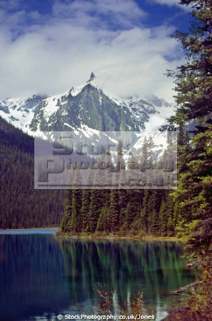 emerald lake yoho national park canada wilderness kicking horse louise burgess shale banff transparent rock flour pristine turquoise british columbia canadian