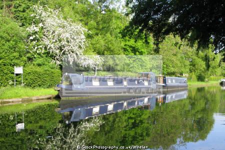 boat bridgewater canal near preston brook marina boats marine runcorn cheshire england english angleterre inghilterra inglaterra united kingdom british