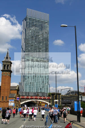 beetham tower europe highest residential building british architecture architectural buildings skyscraper manchester england english angleterre inghilterra inglaterra united kingdom