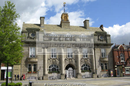 crewe town hall british architecture architectural buildings cheshire england english angleterre inghilterra inglaterra united kingdom