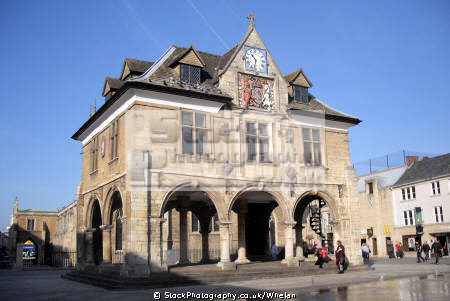 peterborough guildhall historical uk buildings history british architecture architectural cambridgeshire home counties england english angleterre inghilterra inglaterra united kingdom