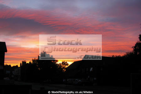 sunset crewe sunsets sky natural history nature cheshire england english angleterre inghilterra inglaterra united kingdom british
