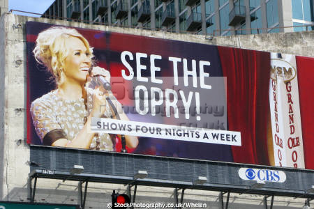 billboard opry nashville music musicians musical arts tennessee country united states american