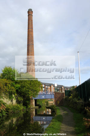 old chimney huddersfield narrow canal east manchester mancunian north west northwest england english angleterre inghilterra inglaterra united kingdom british
