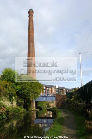 old chimney huddersfield narrow canal east manchester mancunian north west northwest england english angleterre inghilterra inglaterra united kingdom british