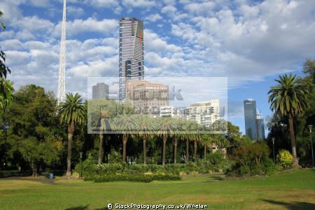eureka tower tallest building melbourne australian victoria high australia