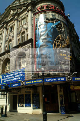 buddy strand theatre theatres theatrical buildings architecture london capital england english uk stars star actor westminster cockney angleterre inghilterra inglaterra united kingdom british