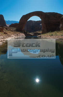 lake powell arch arizona wilderness travel outdoors california californian usa united states america american