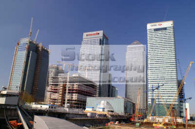 canary wharf trafalgar way e14 docklands docks famous sights london capital england english uk office blocks multinational corporations business financial banking urban regeneration tower hamlets cockney angleterre inghilterra inglaterra united kingdom british