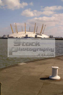 millenium dome west india docks e14 y2k famous sights london capital england english uk greenwich cockney angleterre inghilterra inglaterra united kingdom british