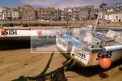 st ives merlin fishing boat south west england southwest country english uk sea seashore waterfront bathing sands strand cornish cornwall angleterre inghilterra inglaterra united kingdom british
