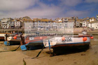 st ives fishing boats south west england southwest country english uk sea seashore waterfront bathing sands strand cornish cornwall angleterre inghilterra inglaterra united kingdom british